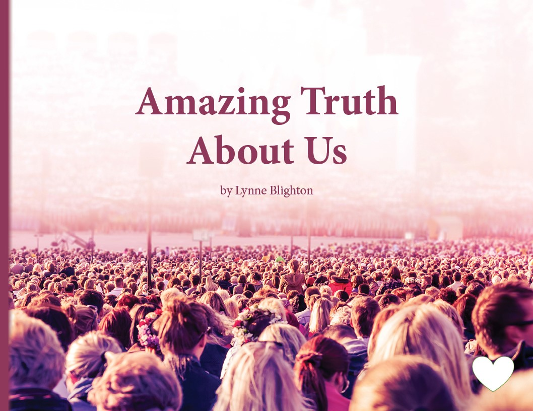 Amazing Truth Book Cover